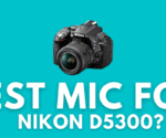 what is the best microphone for nikon d5300