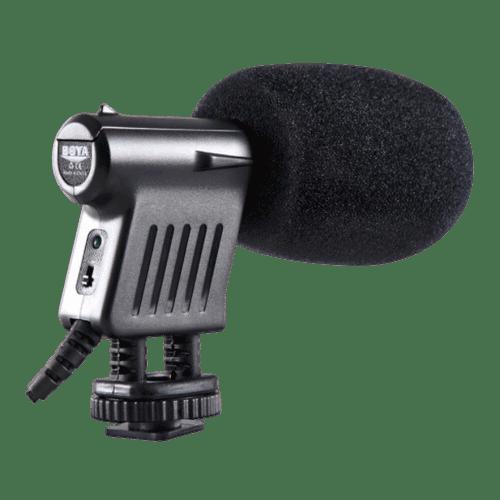 boya by vm01 microphone