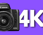 Does Canon M50 Shoot 4K Video?