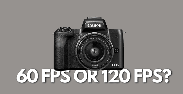 """Canon EOS M50 is an excellent mid-range mirrorless camera for beginners. If you're a budding filmmaker or YouTuber, you might be curious and want to know: does Canon EOS M50 record 60 fps or 120 fps? If that's the case, then you're about to find the answer. The Canon EOS M50 does record both 60 fps and 120 fps.  The 60 fps and 120 fps are commonly used video settings for recording slo-mo and cinematic sequences. Most filmmakers and YouTubers shoot 120 fps footage for slo-mo in their YouTube videos, videography tutorials, and short films. When I got my hands on Canon EOS M50 for the first time, I had no idea where to change the frame rate on Canon EOS M50. Therefore, I know some of you might be going through the same right now. Before I reveal how to change the frame rate, let's get some basics out of the way. Canon EOS M50: Specifications Here are the Canon EOS M50 specs:  Video System: PAL vs. NTSC I have used two DSLR cameras before this mirrorless camera, and there have been a few things that were different in those cameras. However, I won't be pinpointing those things, but instead, I'd stick to the point. Take a look at the three essential points about recording 60 fps and 120 fps with Canon EOS M50: 1. One of the things you should know about recording 60 fps and 120 fps is that you'd have to change the video system from PAL to NTSC on your Canon EOS M50 to record 60 fps or 120 fps.  2. The second most important thing you should know about recording 60 fps and 120 fps is that you could record up to 119 fps (which is basically 120 fps) in NTSC mode, whereas you can shoot up to 100 fps in the PAL settings. However, these settings might not be accessible until you read the next point. 3. The third is a crucial step in recording 60 fps or 120 fps footage, which is that you need to activate the """"high frame rate"""" option in the """"movie recording quality"""" settings of the Canon EOS M50. So these were a few key points every Canon EOS M50 user should know. How to Record 60 """